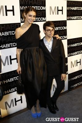 christian siriano in MYHABIT and CFDA Incubators Take Fashion by Storm