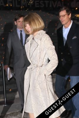 anna wintour in Vanity Fair's 2014 Tribeca Film Festival Party Arrivals