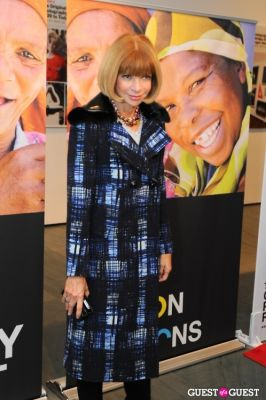 anna wintour in Global Launch of 1.4 Billion Reasons