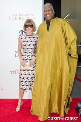 andre leon-talley in The Butler NYC Premiere