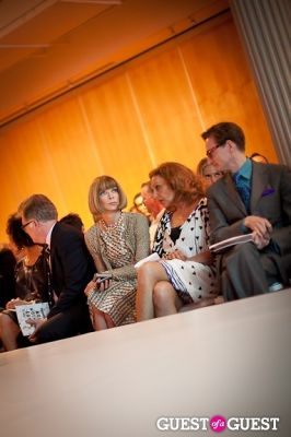 anna wintour in The Pratt Fashion Show with Honoring Hamish Bowles with Anna Wintour 2011