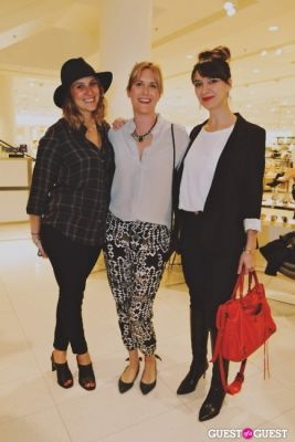 anna zagzag in The Launch of the Matt Bernson 2014 Spring Collection at Nordstrom at The Grove