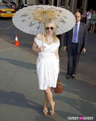 annabel tollman in Salvatore Ferragamo Presents Women's Resort 2012 Collection
