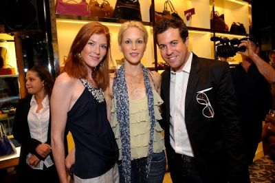 kristian laliberte in Cole Haan & Guest of a Guest Launch Party for the Whitney Collection