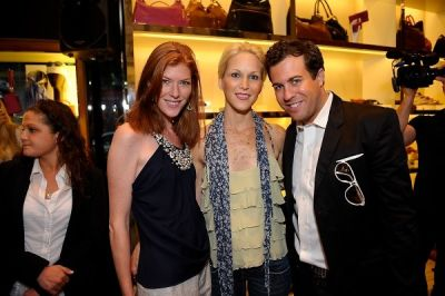 carrie cloud in Cole Haan & Guest of a Guest Launch Party for the Whitney Collection