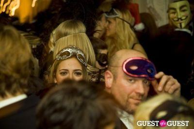 annabelle caufman-soudavar in Annual Blacktie Christmas Masquerade