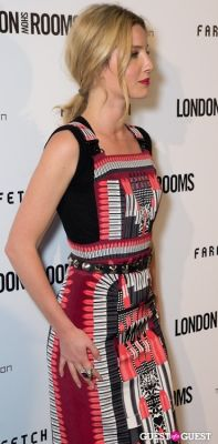 annabelle wallis in British Fashion Council Present: LONDON Show ROOMS LA Cocktail Party