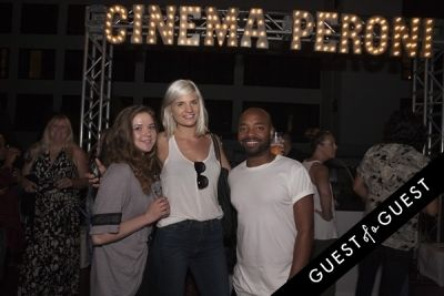 jenna duncalf in Gia Coppola & Peroni Grazie Cinema Series