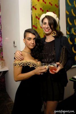 annastasia konidaris in Amanda Lepore Perfume Launch
