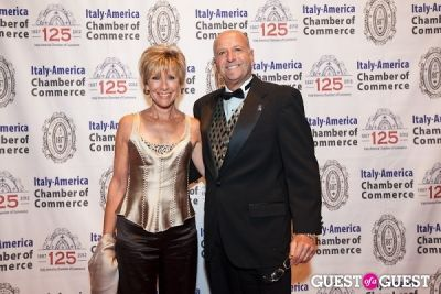 anne miele in Italy America CC 125th Anniversary Gala