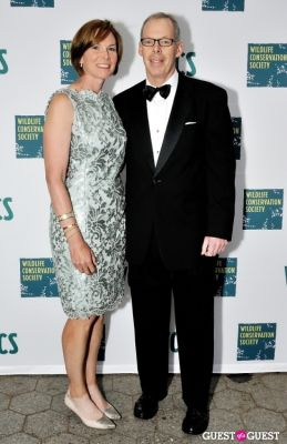 anne murphy in Wildlife Conservation Society Gala 2013
