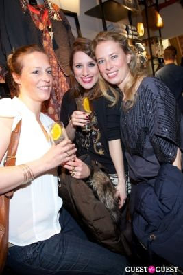 myrthe van-haren in Scotch & Soda Launch Party