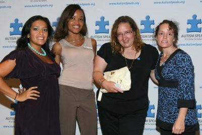cindy brown in Autism Speaks at the New York Stock Exchange