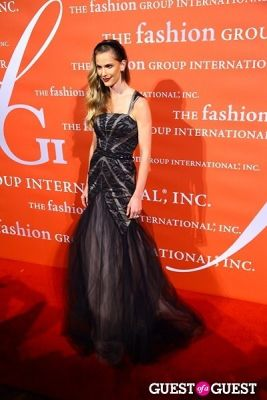 annelise peterson in The Fashion Group International 29th Annual Night of Stars: DREAMCATCHERS