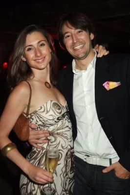 annie dietz in Belvedere Vodka and L.W.A.L.A Hamptons Fundraiser at the Pink Elephant