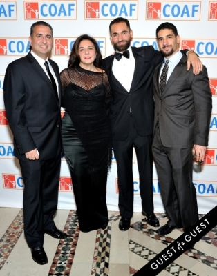 annie kiladijan in COAF 12th Annual Holiday Gala