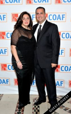 annie kiladjian in COAF 12th Annual Holiday Gala