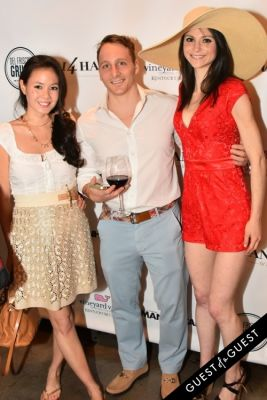 annie lai in Vineyard Vines Coast To Coast Kentucky Derby Party