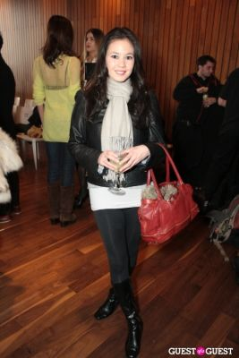 annie lai in GS Shop in New York