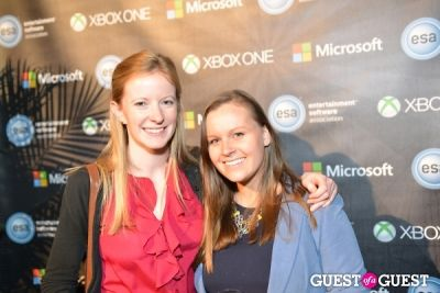 annie savercool in Xbox Launch Party