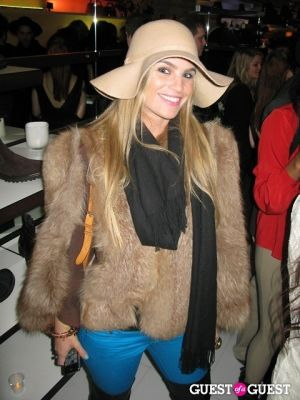 annie vazquez in Carlo Pazolini Flagship Store Opening Party