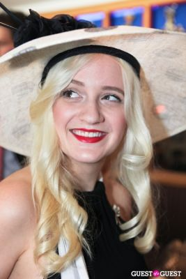annika connor in The 4th Annual Kentucky Derby Charity Brunch