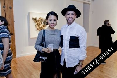 julia guo in ART Now: PeterGronquis The Great Escape opening