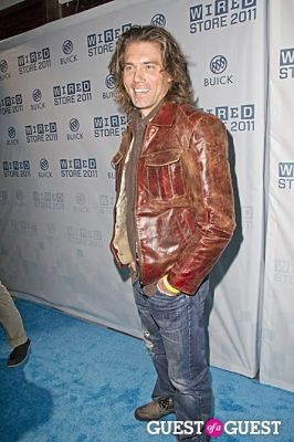 anson mount in 2011 Wired Store Opening Night Launch Party