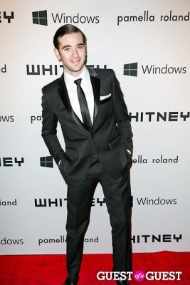 anthony burdi in Whitney Museum of American Art's 2012 Studio Party