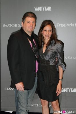 anthony cacossa in Free Arts NYC 11th Annual Art Auction Hosted by Mary-Kate and Ashley Olsen