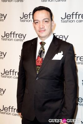 anthony rubio in Jeffrey Fashion Cares 10th Anniversary Fundraiser
