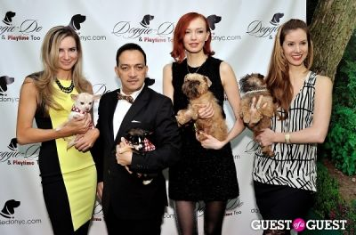 anthony rubio in Doggie-Do and Playtime Too Canine Couture Fashion Show