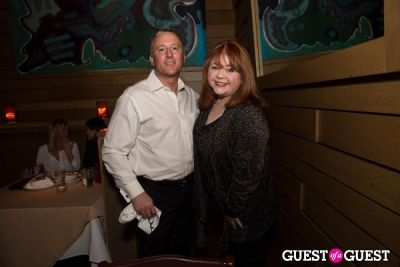 anthony turk in A Night With Laura Bryna At Herb Alpert's Vibrato Grill Jazz