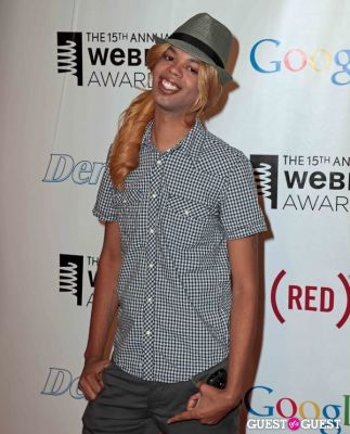 antoine dodson in The 15th Annual Webby Awards