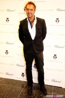 antoine verglas in NY Special Screening of The Intouchables presented by Chopard and The Weinstein Company