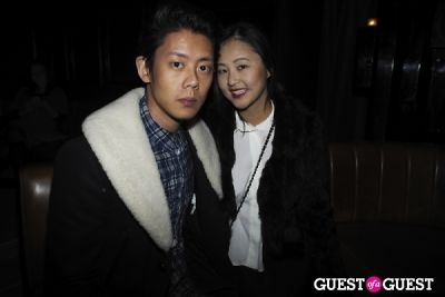 anton wei in Timo Weiland After Party