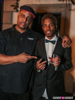 antonio anderson in Nick Cannon's Ncredible Haunted Mansion Party