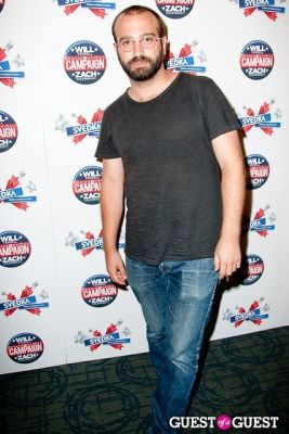 antonio campos in SVEDKA Vodka Presents a Special NY Screening of Warner Bros. Pictures' THE CAMPAIGN