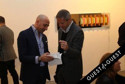 antonio de-carlo in Dalya Luttwak and Daniele Basso Gallery Opening