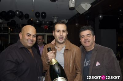 arman amirshahi in Antonis Karagounis' Birthday Evening Brunch