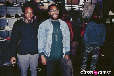 antwan duncan in Unveiling of Atrium and Kith Brooklyn
