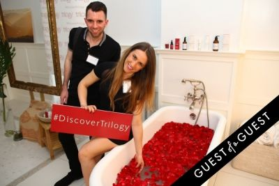 april donelson in Discover Trilogy Press Launch