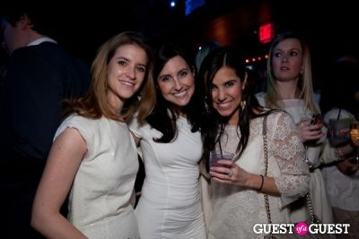 "brandie farnam in Cancer Research Institute Young Philanthropists ""Night in White"""