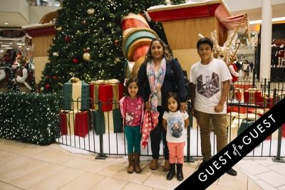 araceli terrazas in The Shops at Montebello Presents Santa's Arrival