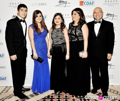 nairi hartounian in Children of Armenia Fund 10th Annual Holiday Gala