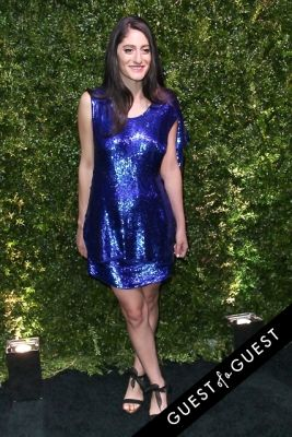 arden wohl in Chanel's Tribeca Film Festival Artists Dinner