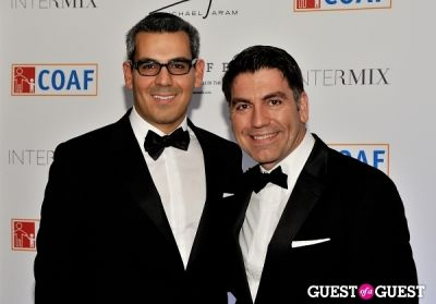 michael aram in Children of Armenia Fund 9th Annual Holiday Gala - gallery 1