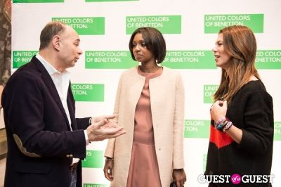 helena andrews in #BeBenetton A/W 2013 Collection