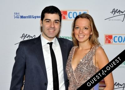 ari libarikian in Children of Armenia Fund 11th Annual Holiday Gala
