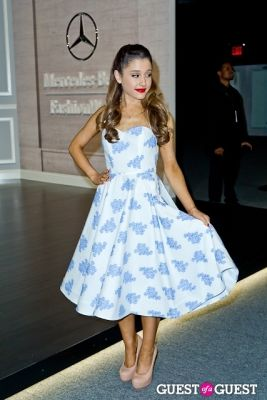 ariana grande in The 10th Annual Style Awards